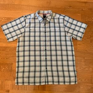 Nice The North Face Men's Button Up Short Lg Large